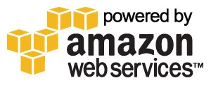 Powered By Amazon Web Services Logo